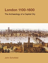 Cover of London 1100-1600